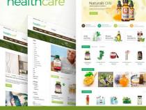 Oferim servicii creare magazin online, gazduire, mentenanta