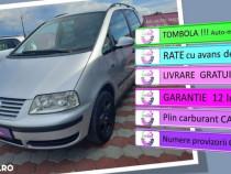 Volkswagen sharan/rate fixe/garantie 12luni/livrare gratuita