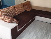 Canapea de colt stanga
