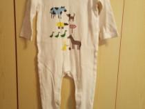 Body-M&S- unisex 6-9 luni (9 Kg) 72 cm.