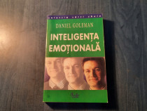 Inteligenta emotionala de Daniel Goleman