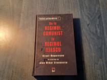 De la regimul comunist la regimul Iliescu Virgil Magureanu
