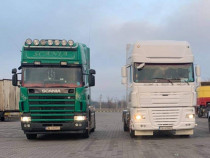 Scania și Daf