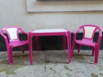 Masuta și 2 scaune Princess