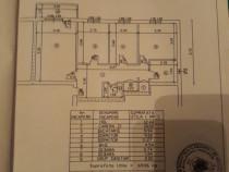 Apartament cu trei camere Malu Rosu