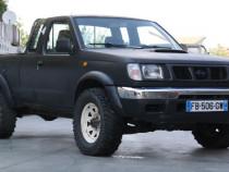 Nissan Navara 4x4 Pick-up - an 1999, 2.5 (Diesel)