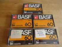 Lot casete anii 70, 80 BASF, AGFA, etc