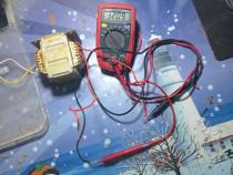 Transformator 220V la 2*32V de pe amplificator 160W