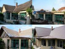 Reparații acoperișuri firmă de acoperișuri și Hidroizolații
