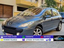 Peugeot 307 / 2007 / 1.6 HDi / Rate fara avans / Garantie