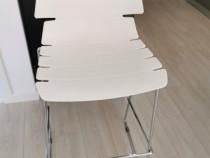 Set scaune de bar nefolosite