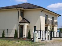 Casă tip duplex (M), Mărăcineni - Buzău, DN 2 -