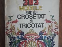 303 modele pentru crosetata si tricotat / R7P1F