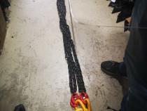 Lant ancorare ridicare pentru macarale 4 cirlige 5 tone