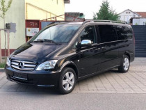Mercedes Vito 2.2 CDi 163 Cp 2014 Automat Extra Lung