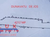 ID 7458 Teren intravilan * Dunavatu de Jos