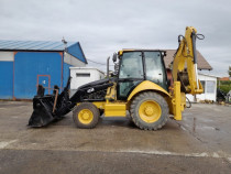 Buldoexcavator Caterpillar 422E