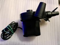 Pompa electrica pentru umflat si desumflat, Colace, Piscine,