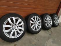 Jante R17 5x112 Audi A4 B8 B9 A6 7G A3 butuc de 66,6