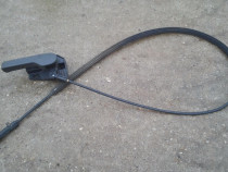Cablu capota cu maner VW Golf 5