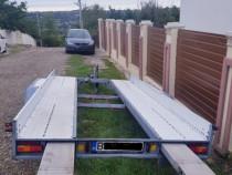 Platforma Anssemns 2t/335kg Gata de lucru Variante