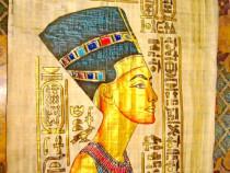 7968-Set 2 Papirisuri vintage Zeii Egiptului antic.