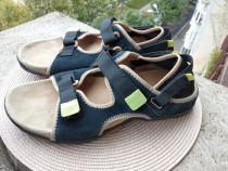 Sandale piele Bata, mar 41 (26 cm)