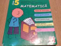 Matematica pentru clasa a V-a - teme 2000+3