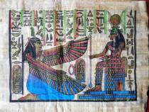 Papirus egiptean cu Maât, Zeița Echilibrului