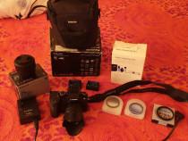 Pachet camera foto Panasonic G7