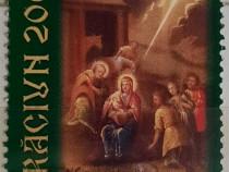 Timbre 2009 Crăciun MNH