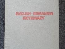 ENGLISH-ROMANIAN DICTIONARY - Levitchi, Bantas 1984
