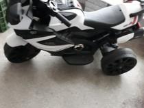 Mașinuță electrică, motocicleta electrică și bicicleta
