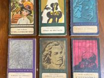 Lot de 6 carti colectia romane de ieri si de azi