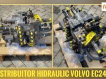 Distribuitor hidraulic second hand pentru excavator Volvo