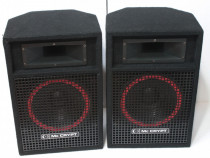 Boxe MC Krypt 2 x 150 W Rms.