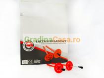 Dibluri Pt Polistiren Cui Plastic sau Metalic Flanse OSB/Vat