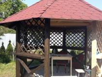 Constructii case lemn,foisoare