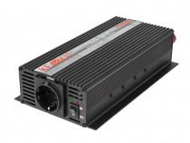 Invertor tensiune  auto 24V / 220V putere  1000W