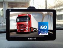 Navigatii GPS Tir iGoPrimo truck full EU 2019, Setari camion