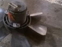 Electroventilator AUDI 80, W GLOF, PASSAT.