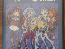 Monster High - 8 DVD-uri Desene Dublate in Limba Romana