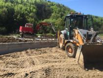 Inchiriez buldoexcavator,autobasculanta și excavator 11t
