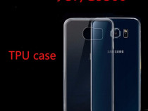 Samsung S7/S7 Edge - Husa Subtire 0.3mm Silicon Transparent