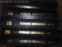 Patologie chirurgicala ,Th. Burghele, Vol 1,2,3,5,6