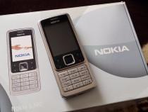 Device in doua culori,metalic,Nokia 6300,stare ireprosabila.