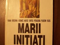 Marii initiati (Rama, Krishna, Hermes, Moise, Orfeu)