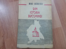Din istoria Bucovinei - Mihai Iacobescu