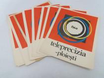 Plicuri foto* teleprecizia ploiești/ anii 1980