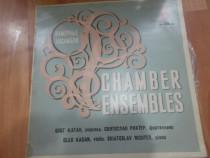 Vinil Chamber ensembles-Oleg Kagan, Sviatoslav Richter, 1978